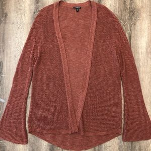 Express Knit Cardigan